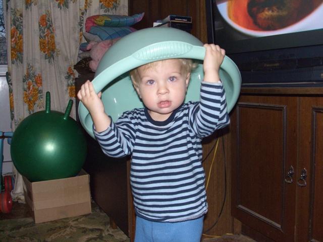 Вот так шляпа, мой размерчик. Дело в шляпе