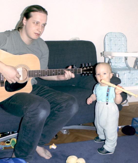 Семейный ансамбль. Дети и музыка