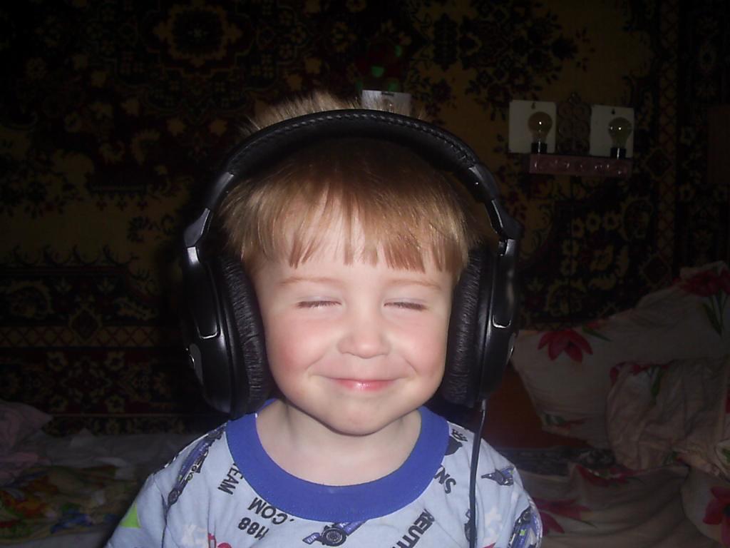 класс!!!. Дети и музыка