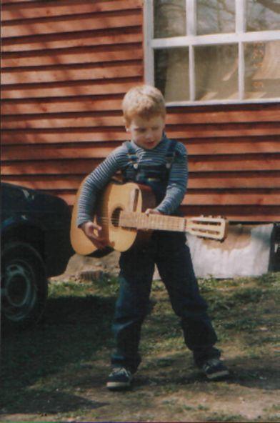 А я все чаще замечаю...... Дети и музыка
