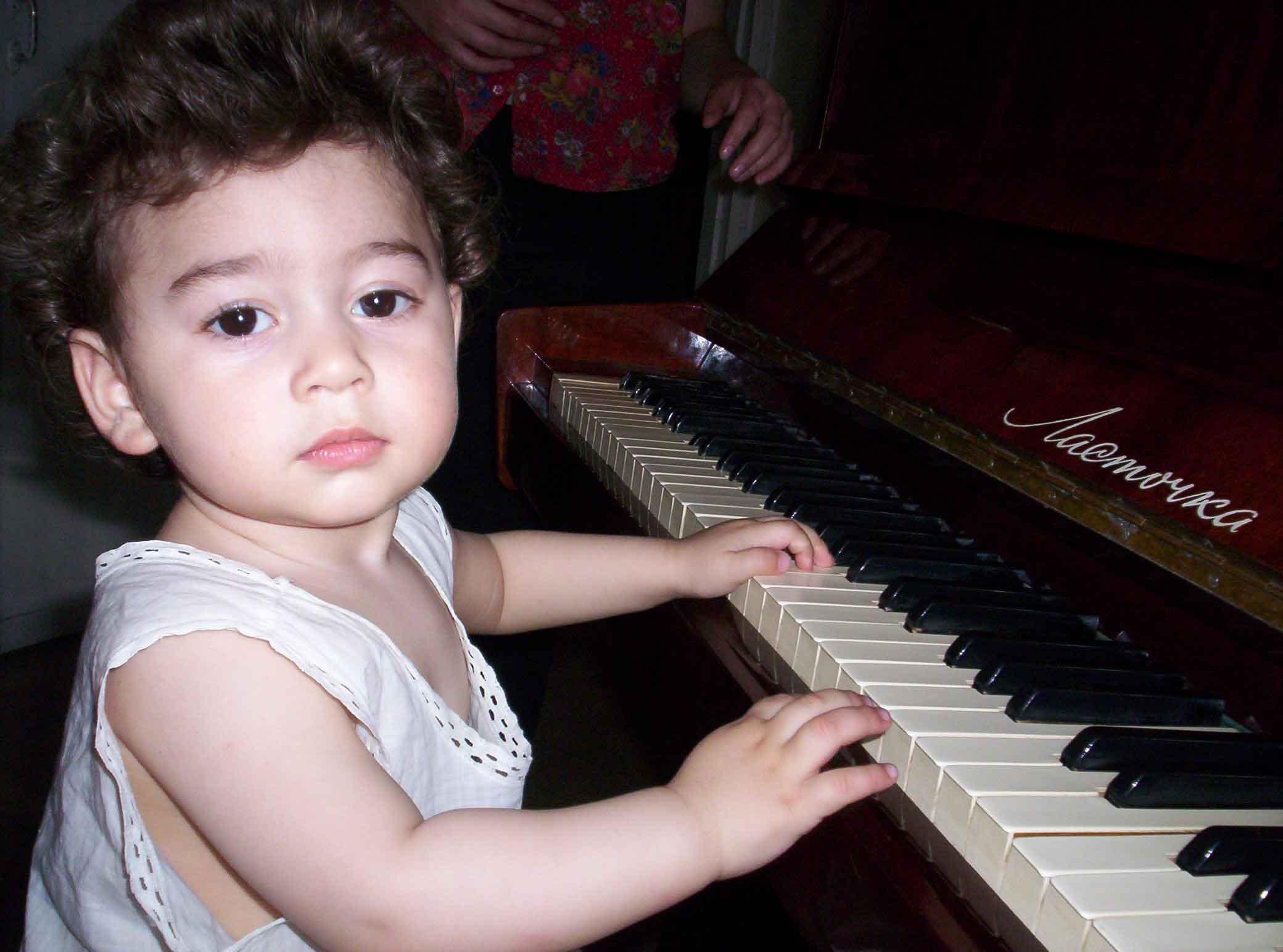 Музыка - это серьезно. Дети и музыка