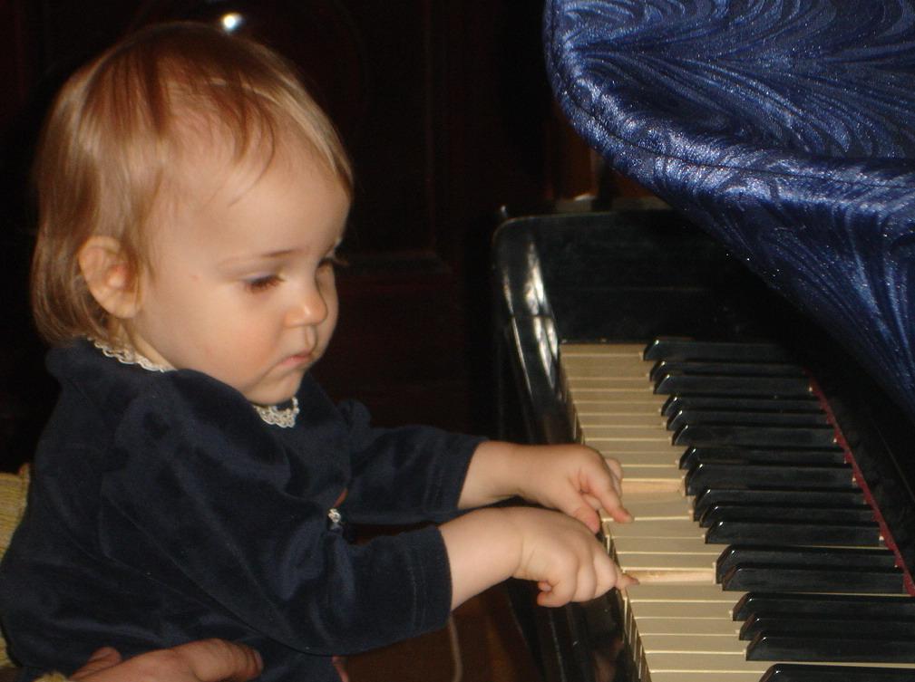 Печальная задумчивость. Дети и музыка