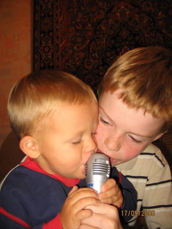 Споем дуэтом о том и об этом. Дети и музыка