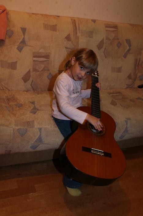 Главное -как я это делаю!. Дети и музыка