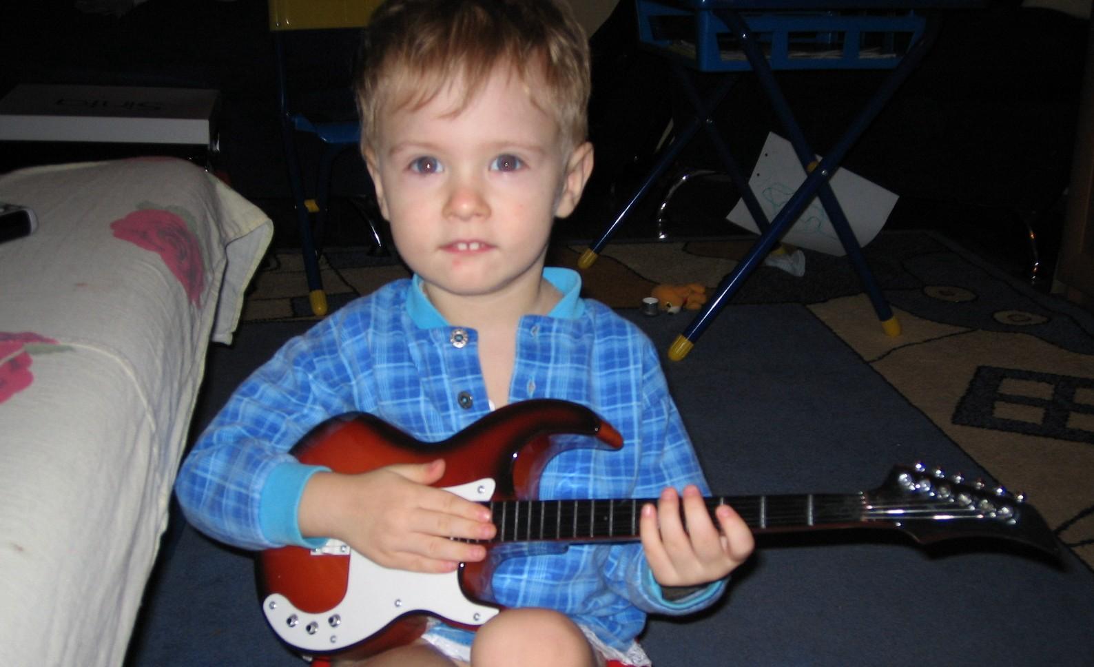 Мой Рок-н-Рол. Дети и музыка