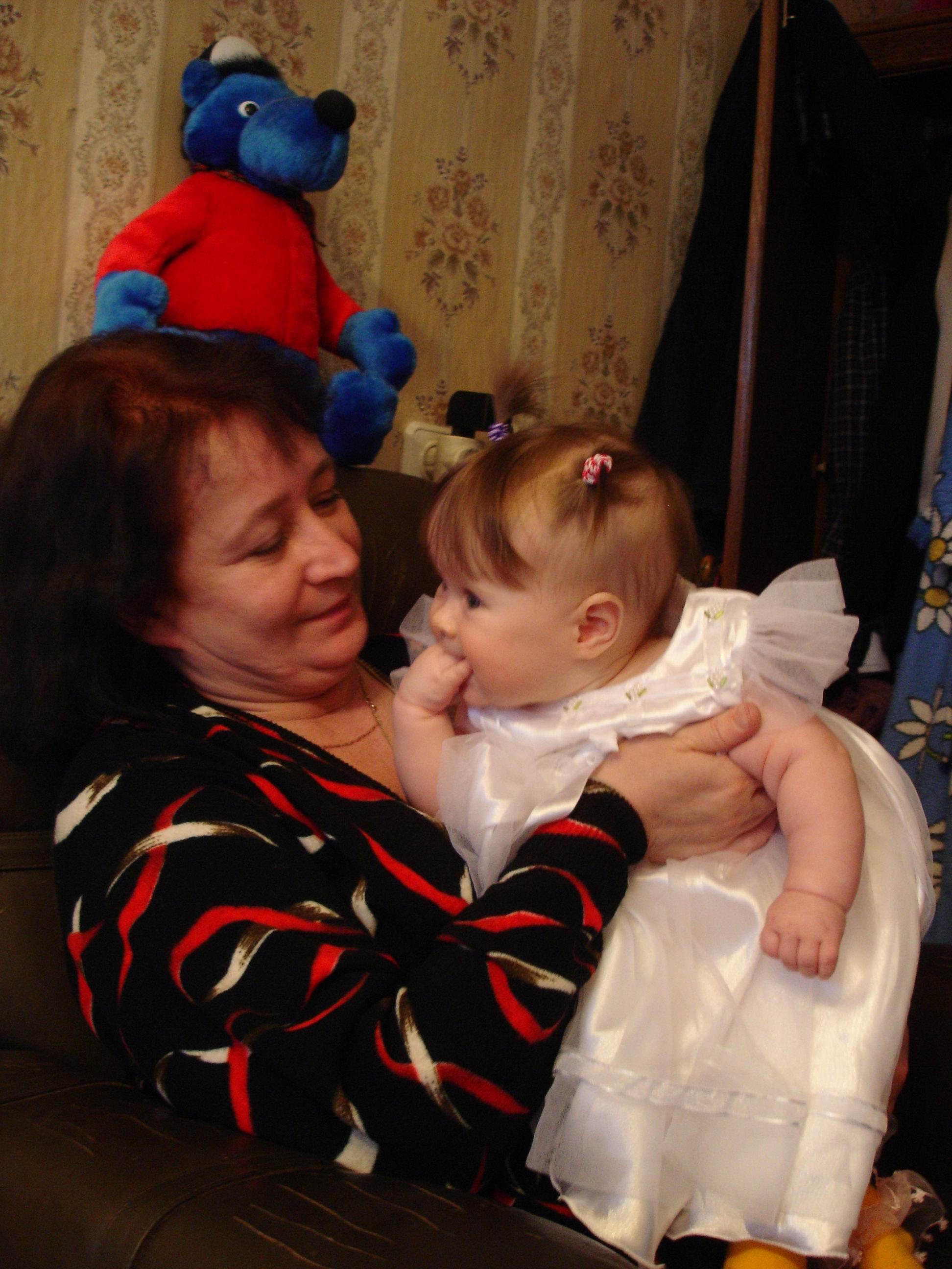 Бабушкино счастье.. Слова - не единственный способ общения