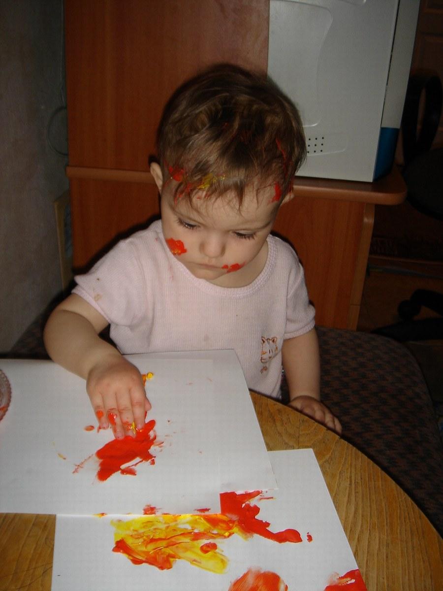 'Юнный художник'. Живописцы, окуните ваши кисти!