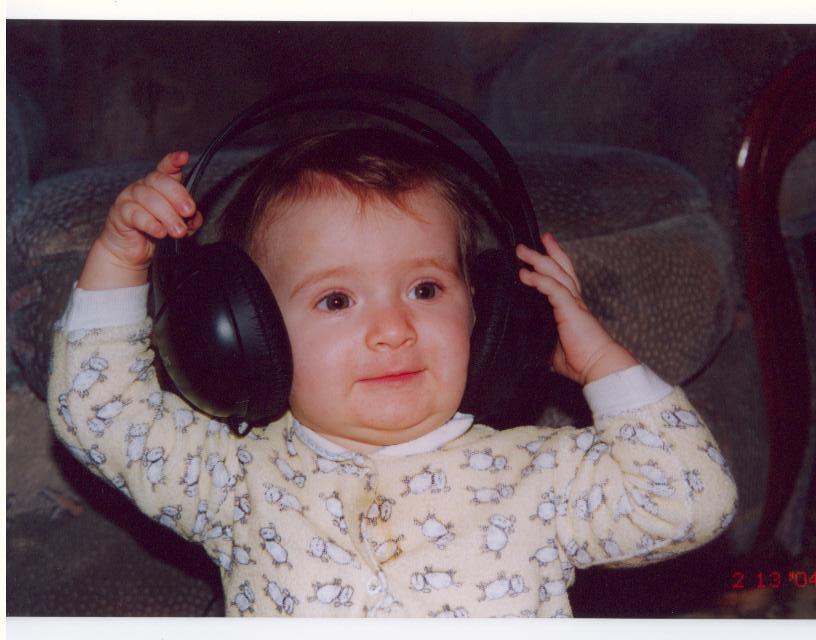 Хоть еще я и мала, слушать музыку должна!. Дети и музыка
