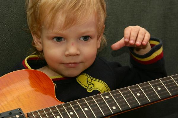 Первые уроки музыки. Дети и музыка