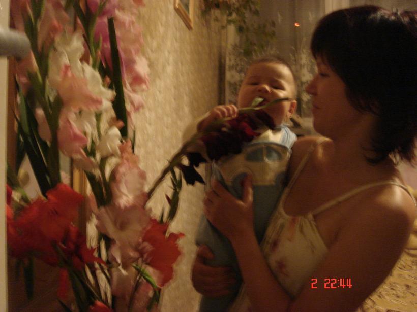 Мама, а цветочки любят когда их целуют?. Слова - не единственный способ общения
