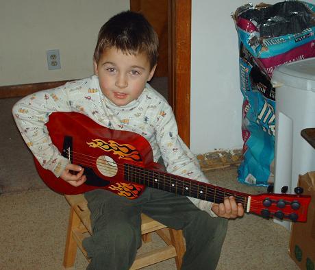 I wanna be a rock star!. Дети-музыканты
