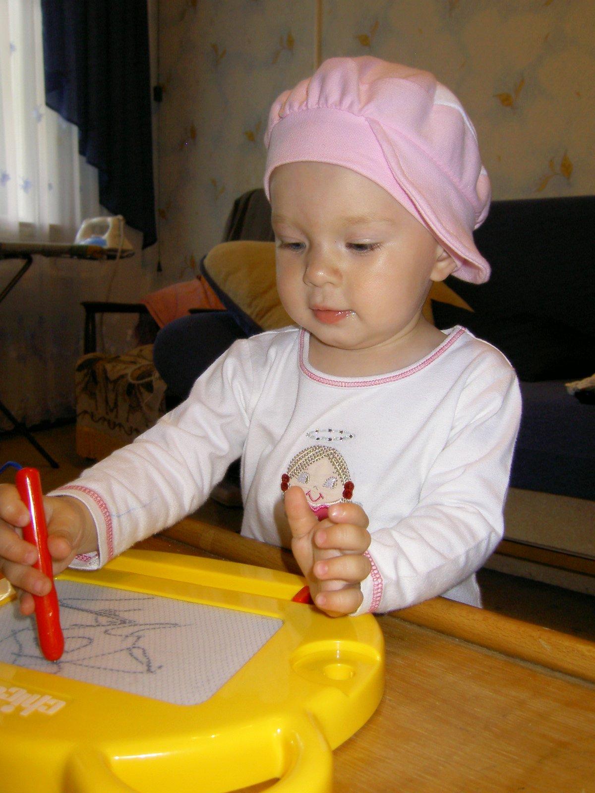 Я любимой мамочке нарисую...галочки!. Живописцы, окуните ваши кисти!