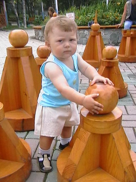Шахматы - это серьезная игра!. Что наша жизнь? Игра!