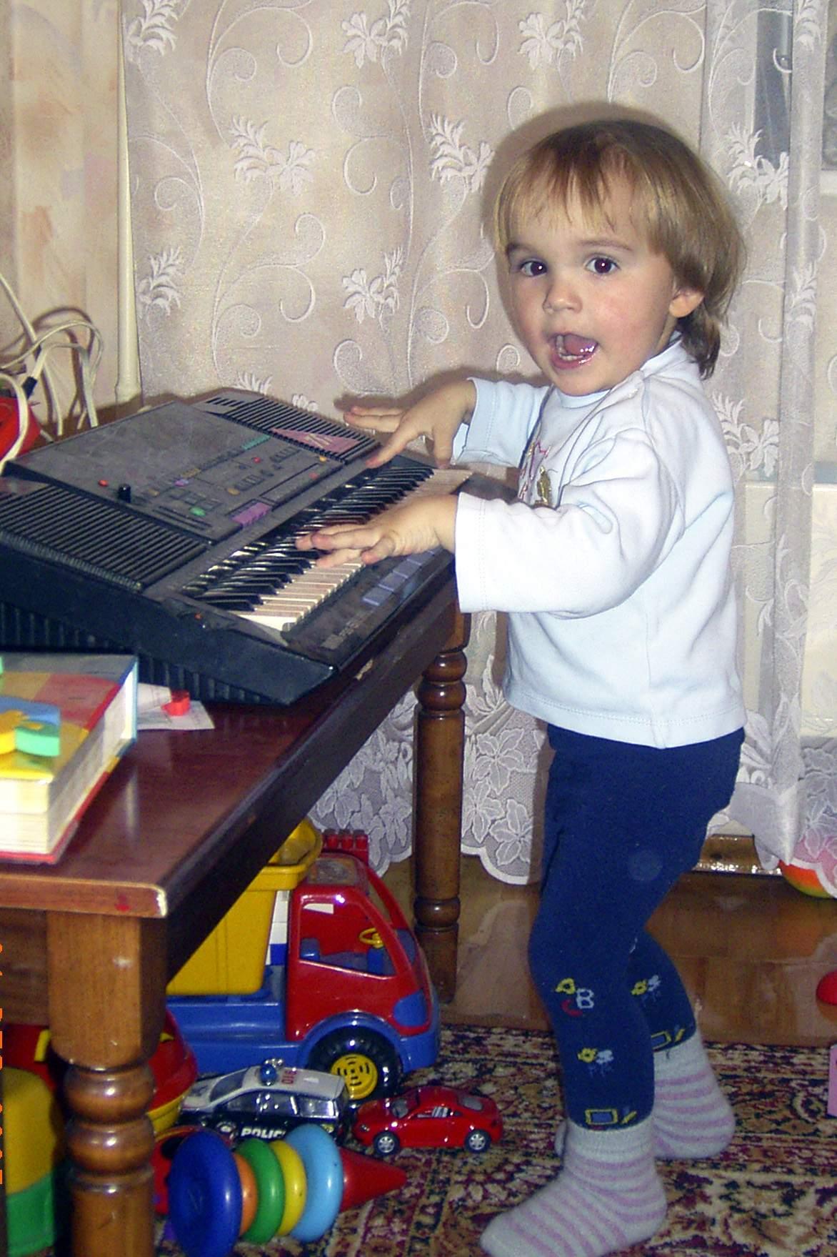 До-ре-ми-фа-соль-ля-си!. Дети и музыка