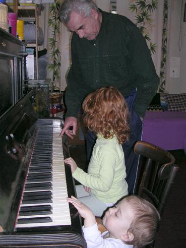 тяга к прекрасному. Дети и музыка