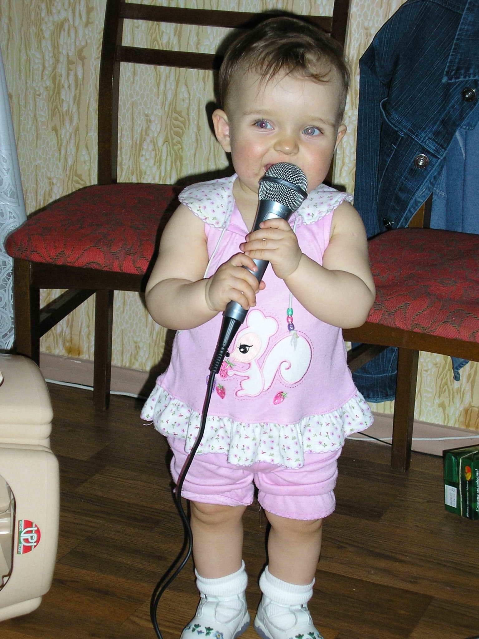 Солистка. Дети и музыка