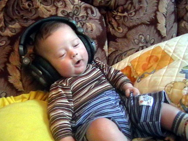 А я Ди-джей! . Дети и музыка