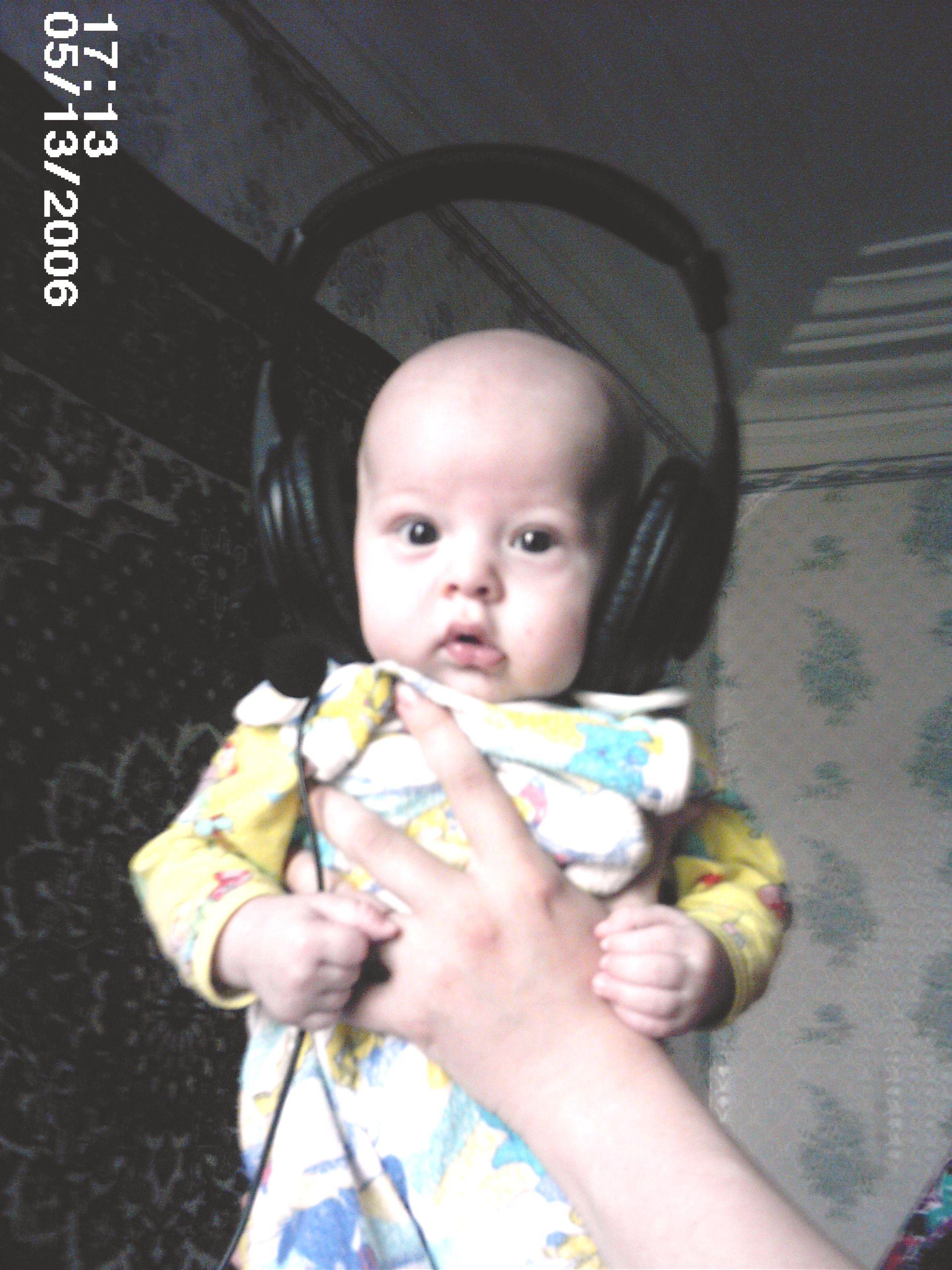 Я DJ  DIMA!!!!!!!!!!!!!. Дети и музыка