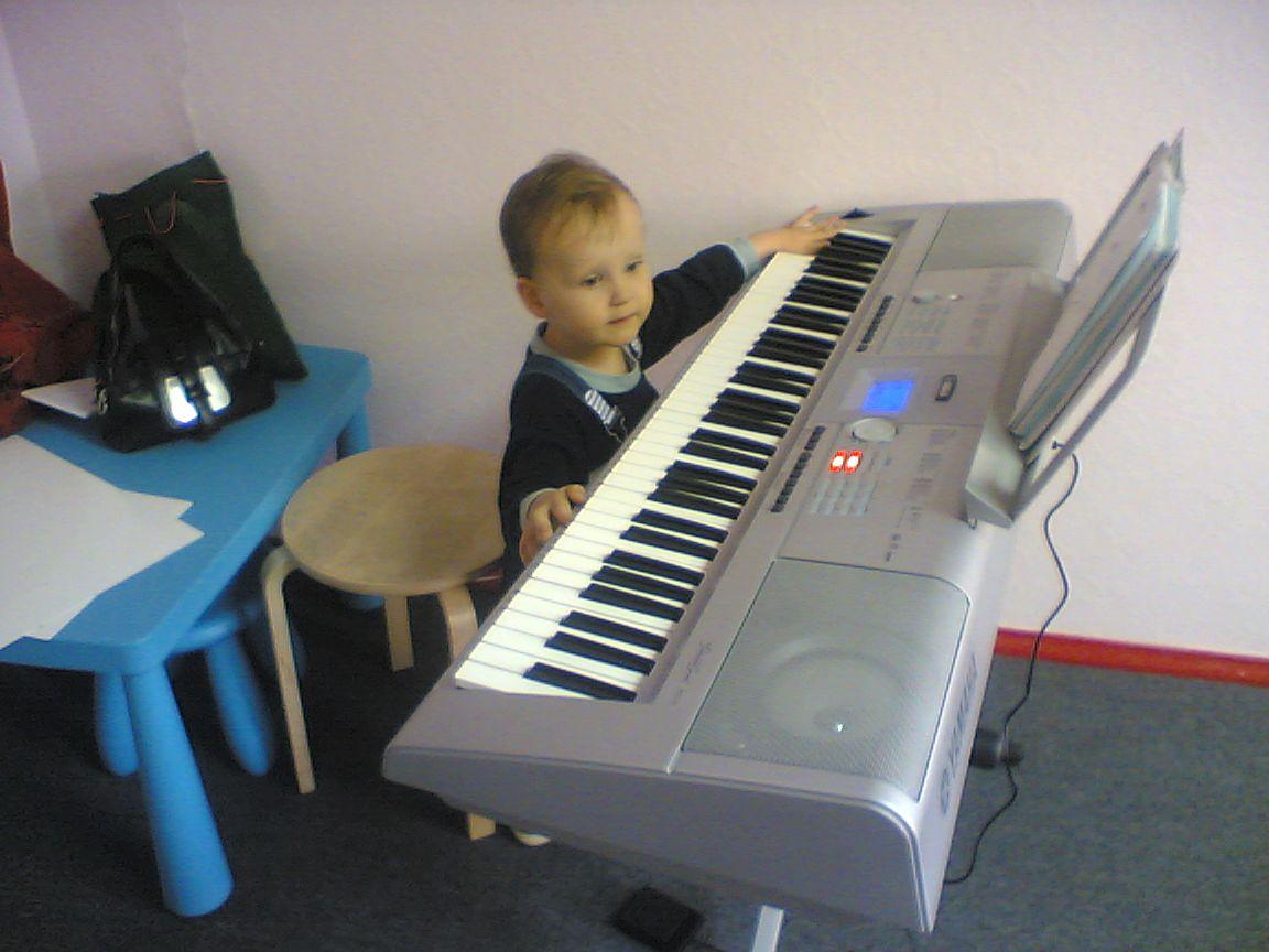Подберу я  музыку.... Дети и музыка