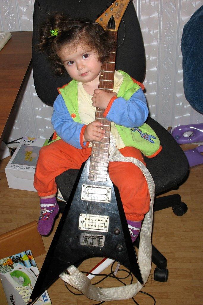 А напоследок я... спою!. Дети и музыка