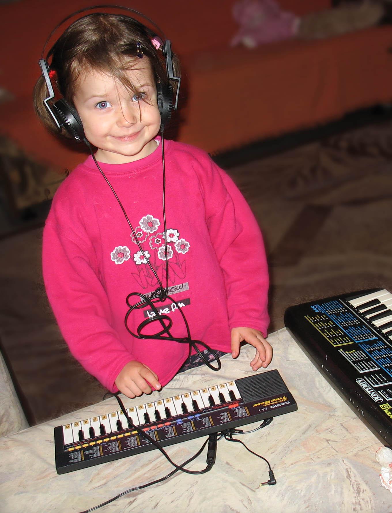 Как люблю я эти звуки!. Дети и музыка