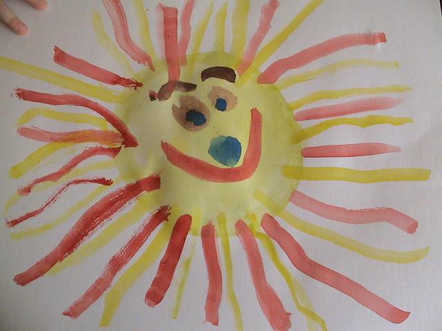 Солнышко . Конкурс детского рисунка с ВООБРАЖАЛКИНЫМ