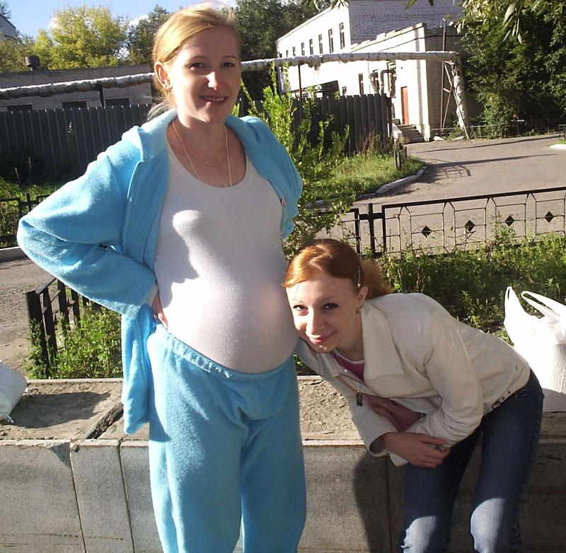Счастлива беременна! Жалко только временно :-). Счастлива, потому что беременна