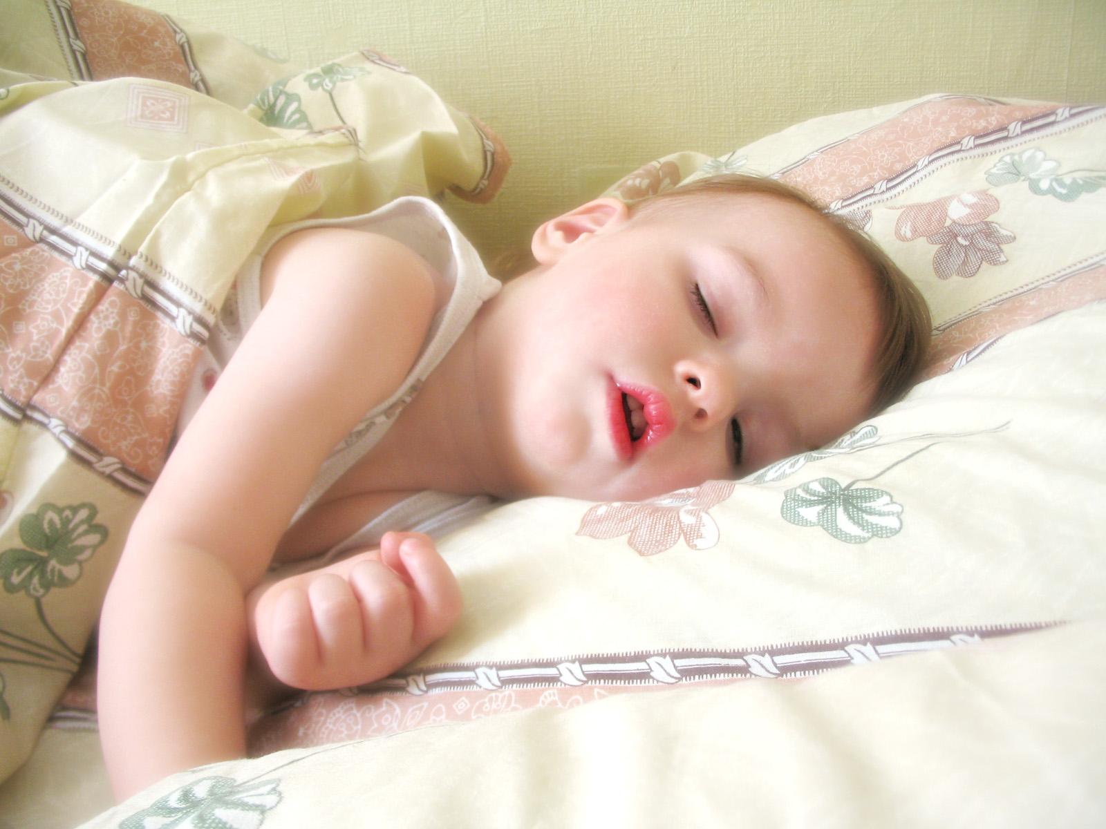 Ксюшка-сплюшка!. Мой малыш перед сном