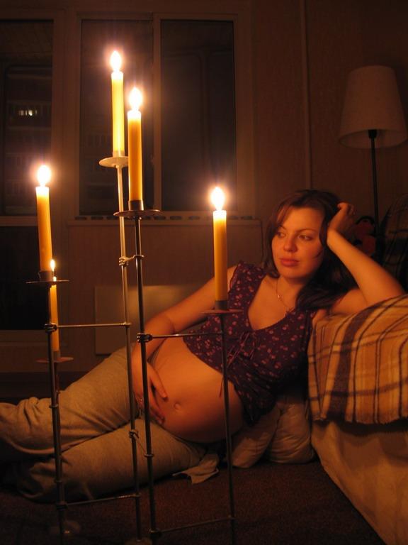 Сладкие грезы.... Счастлива, потому что беременна