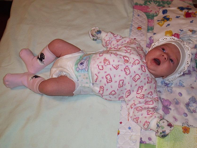 Зёвки. Мой малыш перед сном