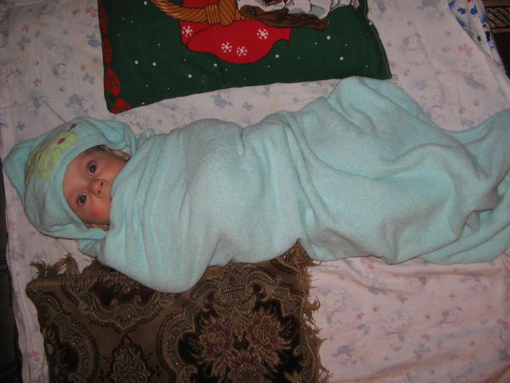 Куколка. Мой малыш перед сном