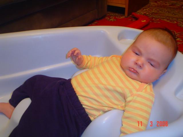 Засыпаю!. Мой малыш перед сном