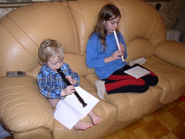 мои музыканты. Дети и музыка