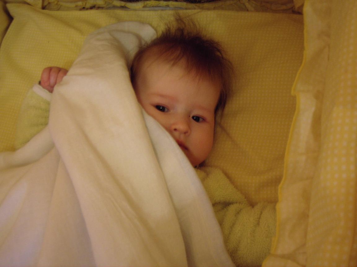 Ку-ку!. Мой малыш перед сном