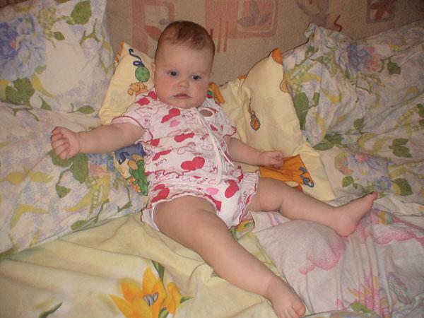 Мама-а-а-а. Мой малыш перед сном