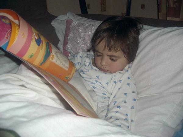 очень интересная книга. Мой малыш перед сном