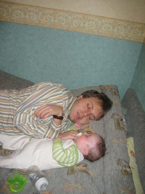 Сонное царство. Мой малыш перед сном