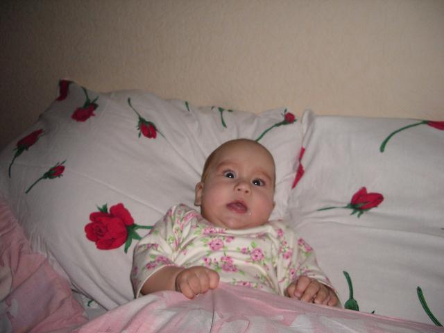 Мой малыш перед сном