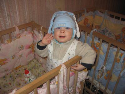 Ой, это я перед сном принарядилась, нравлюсь?:). Мой малыш перед сном