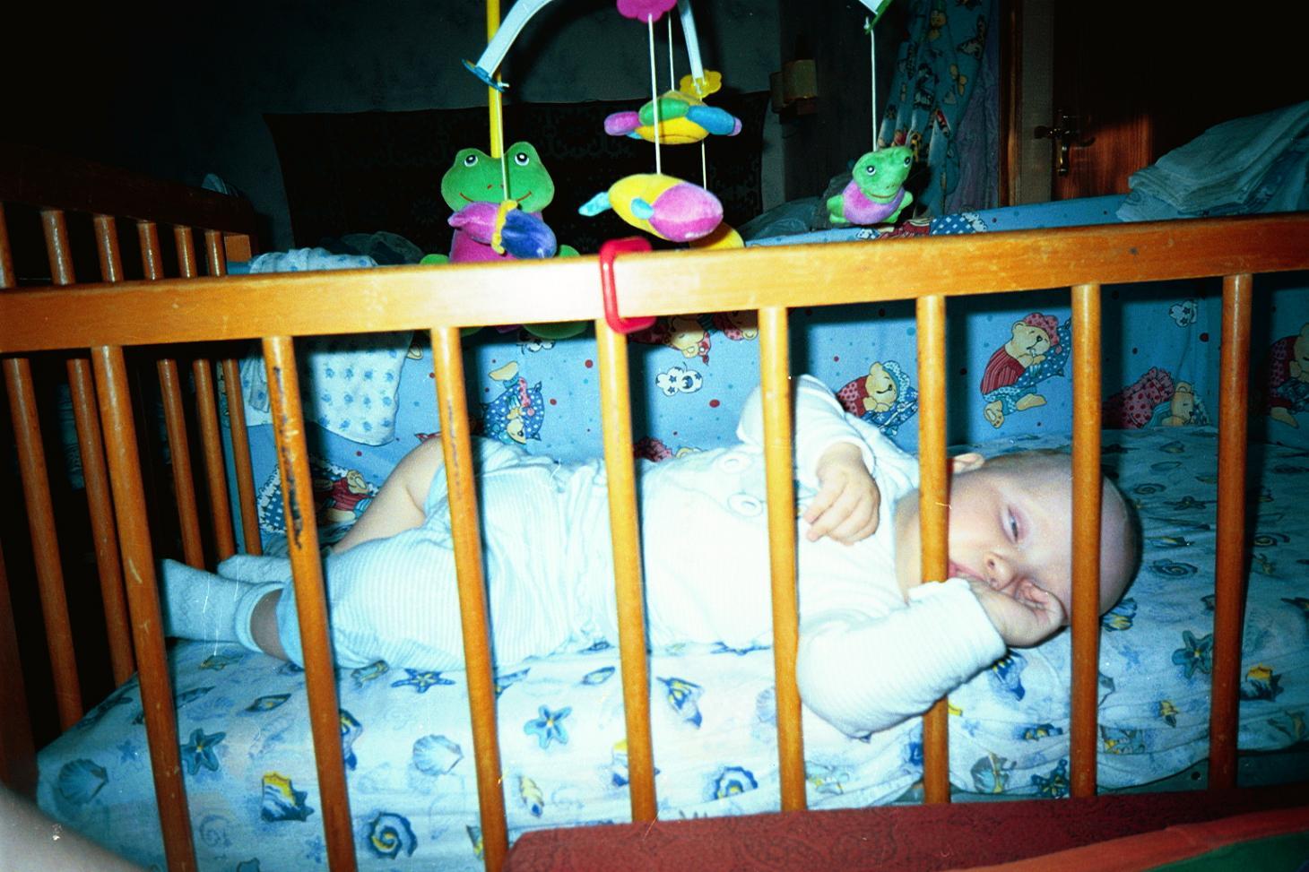 Засыпаю..... Мой малыш перед сном