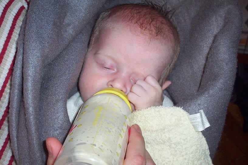 сладкие сны о еде. Мой малыш перед сном