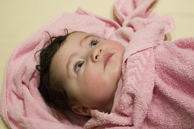 Витка. Мой малыш перед сном