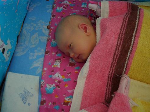 перед сном. Мой малыш перед сном