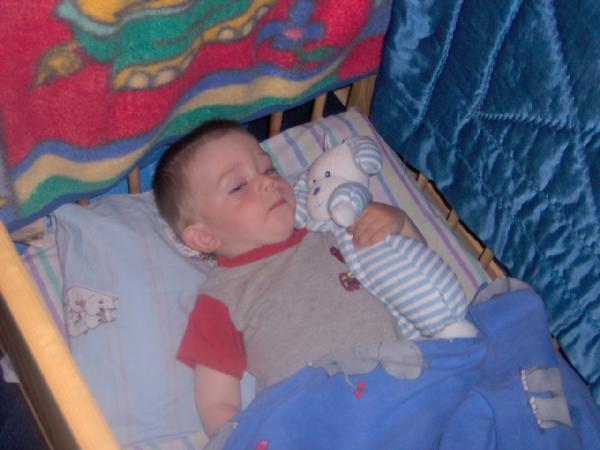 Спи моя радость усни.... Мой малыш перед сном