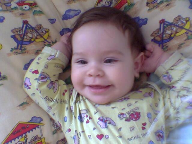 С улыбкой в сон!. Мой малыш перед сном