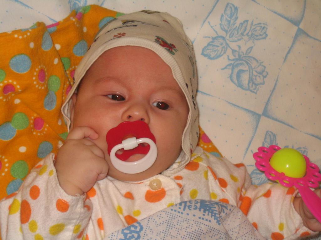 Полинка. Мой малыш перед сном