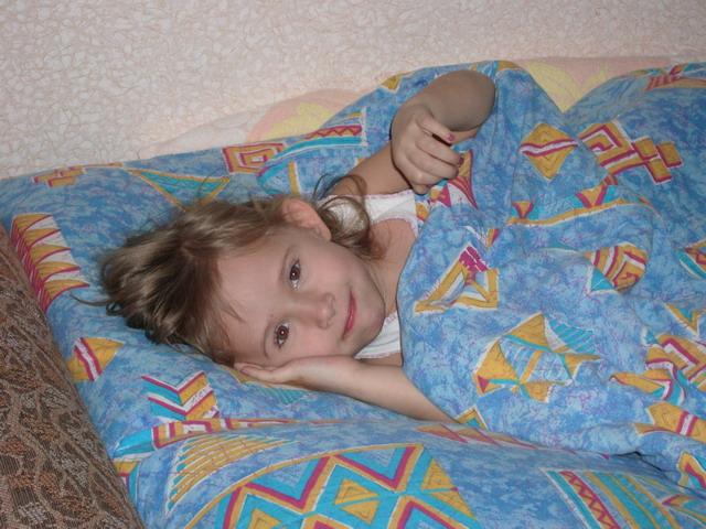 Спокойной ночи, мамочка!. Мой малыш перед сном