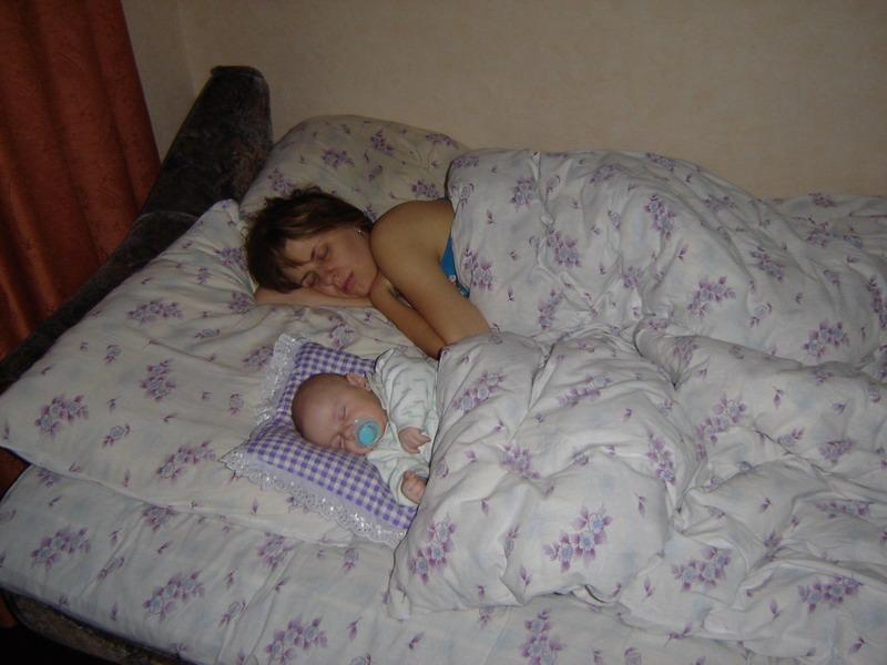 Секс Спить Мама И Сын