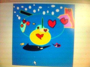 Подводный мир. Конкурс детского рисунка с ВООБРАЖАЛКИНЫМ
