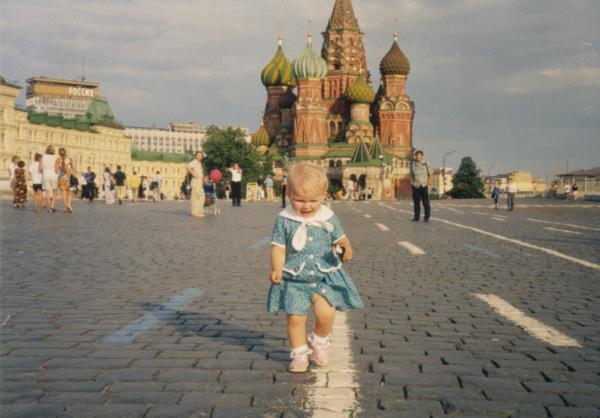 А я бегу гуляю по Москве!. Это сладкое слово - прогулка!..